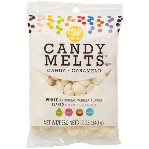 WILTON Candy Melts White