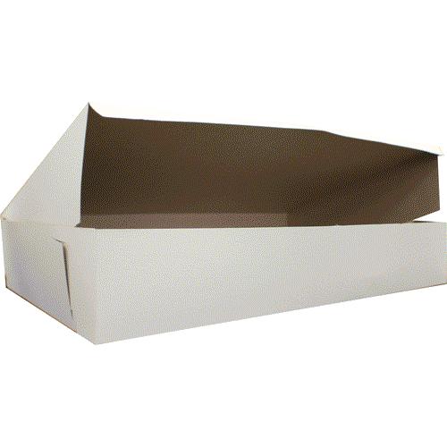 CK Cake Box 19X14X4-1/2 (White)