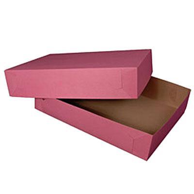 CK Cake Box 19-1/2X14X4 (Pink)