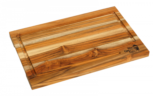 BGE Solid Teak Cutting Board